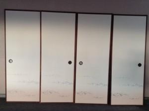 襖張替え施工例